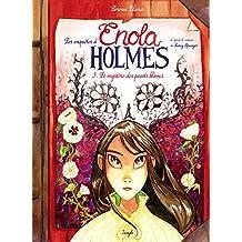 Enola Holmes - Tome 3 - Le mystère des pavots blancs