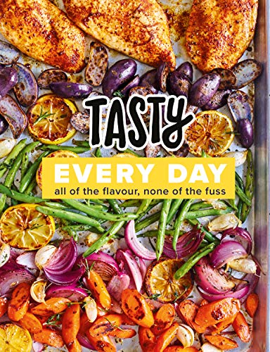 Tasty Every Day: All of the Flavour, None of the Fuss (English Edition) -