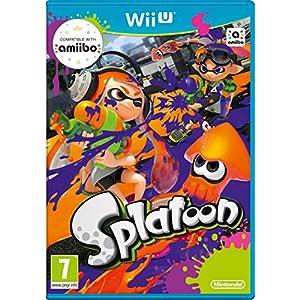 Splatoon (Nintendo Wii U) [UK IMPORT]