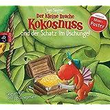 Der kleine Drache Kokosnuss und der Schatz im Dschungel (Die Abenteuer des kleinen Drachen Kokosnuss, Band 11)