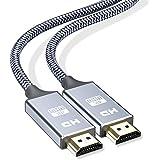 Cavo HDMI 4k Ultra HD 0.5m,Cavi HDMI 2.0 a/b alta velocità con Ethernet Supporta 3D/4K 60Hz/ritorno audio-2160p Full HD 1080p