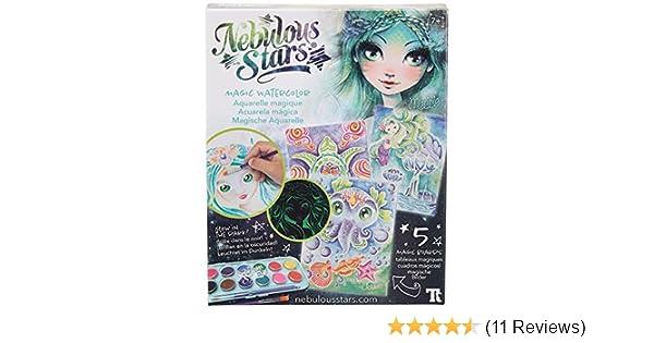NEBULOUS STARS Magic Watercolors Tween Team TT11105