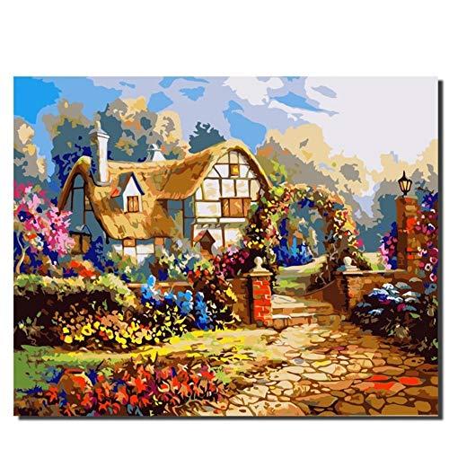 Peinture Acrylique Salle