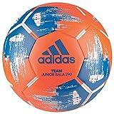 adidas Unisex Kinder-Fußball Futsal Team JS 290, Sorang/Blue/Silvmt, 5