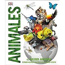 Animales: El reino animal como nunca antes lo habías visto con increíbles ilustraciones en 3D (CONOCIMIENTO, Band 86007)