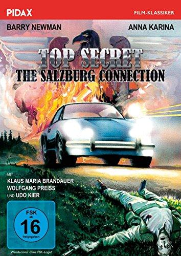 Bild von Top Secret - The Salzburg Connection / Packender Thriller mit Starbesetzung (Pidax Film-Klassiker)
