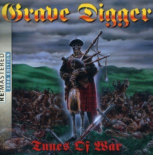 Tunes of War by GRAVE DIGGER (2007-01-02)