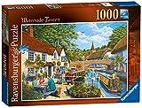 Ravensburger Waterside Tavern, Spielset Puzzle, 1000Einzelteile