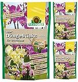 Fertilizantes Neudorff Azet para orquídeas, (3 x 40, 120 piezas) NPK 8-2-5