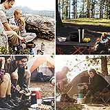 Terra Hiker Outdoor Geschirr, Camping Kochgeschirr Set, Leicht Aluminium Campinggeschirr -