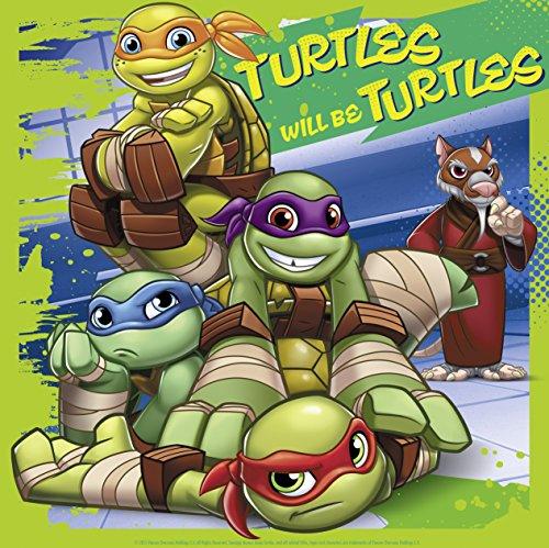 Image of Ravensburger Teenage Mutant Ninja Turtles Half Shell Heroes 3x 49pc Jigsaw Puzzles