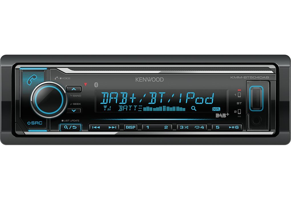 Autoradio-Radio-Kenwood-KMM-BT504DAB-DAB-Bluetooth-iPhoneAndroid-Spotify-VarioColor-Einbauzubehr-Einbauset-fr-Audi-A3-8L-AKTIV-JUST-SOUND-best-choice-for-caraudio