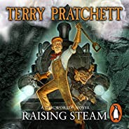 Raising Steam: Discworld, Book 40