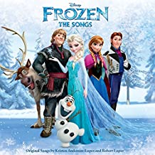 Frozen:the Songs [Import anglais]