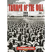 Triumph of the Will (Remastered IHF Deluxe Edition) by Adolf Hitler