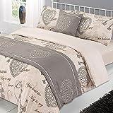 Dreamscene Antoinette Bed In A Bag Complete Set With Pillowcases Set With Pillowcases