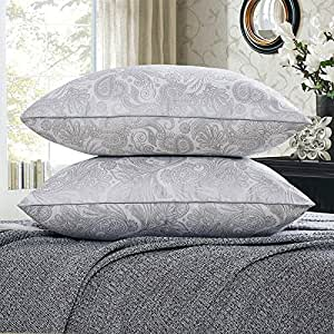 Generic gray : factory outlet velvet Pillowcase with Cotton Pillow Cover for Hair Charmeuse Hypoallergenic homw pillow and travel pillow