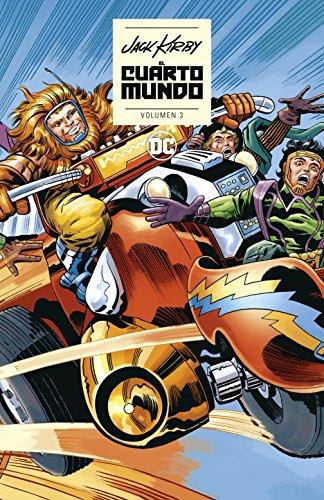 Descargar Libro El Cuarto Mundo de Jack Kirby vol. 03 de Jack Kirby