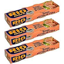 7e12b8624dd17 Rio Mare  Set of 12 Cans of Tuna Fish in Olive Oil