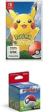 Pokémon: Let´s Go, Pikachu! - Nintendo Switch + Pokèball Plus
