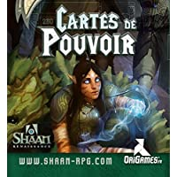 Shaan Renaissance cartes pouvoirs