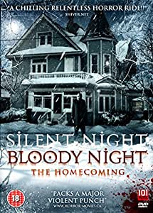 Silent Night Bloody Night: The Homecoming [DVD]