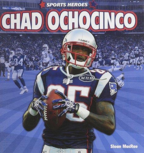 Chad Ochocinco (Sports Heroes (Library)) by Sloan MacRae (2012-01-15)
