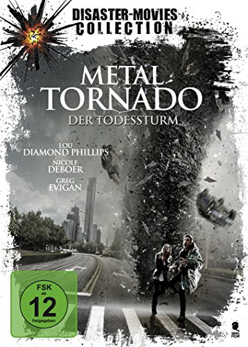 Metal Tornado - Es gibt kein Entkommen! (Disaster Movie)