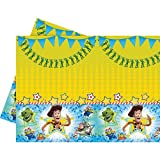 Amscan T'story Star Pow Table Cover Party Accessory