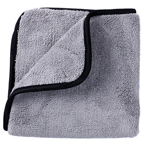Ultra-Spessa-peluche-Kicthen-in-microfibra-pulizia-Panni-super-assorbente-asciugamano-38-cm-x-45-cm