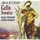 Chopin / Alkan: Cellosonaten