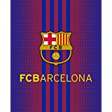 FC BARCELONA MOD2 Manta Coral 130 x 160 cm