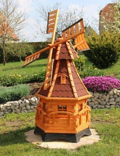 Große Windmühlen,  Typ 12.1 (rot)