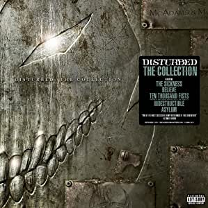 Vintage Disturbed [Vinyl Box S [Import anglais]