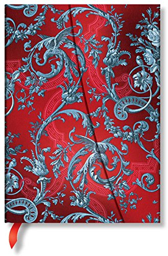 Rokoko Revival Zauberhafter Abend - Notizbuch Midi Liniert - Paperblanks