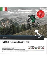 Garmin Trekmap Italien v4 PRO - Topografische Vektorkarte
