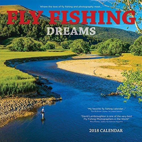 Flyfishing Dreams - Fliegenfischen 2018 - 12-Monatskalender: Original BrownTrout/Wyman Publishing-Kalender [Mehrsprachig] [Kalender] (Wall-Kalender) (Fly Spanisch)