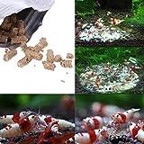 Dabixx 40g Schnee Natto Shrimp Schnecke Futter Feed Fütterung Für Aquarium Teich