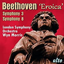 Beethoven: Symphonies 3 'eroic