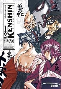 Kenshin le vagabond Perfect Edition Tome 12