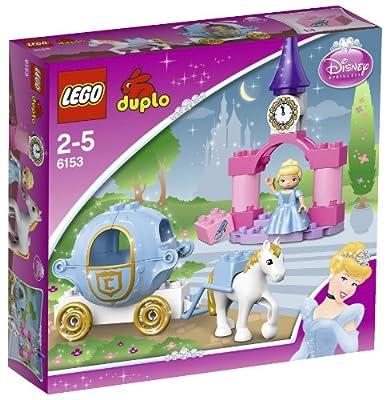 LEGO DUPLO 6153 - La Carroza de Cenicienta por LEGO
