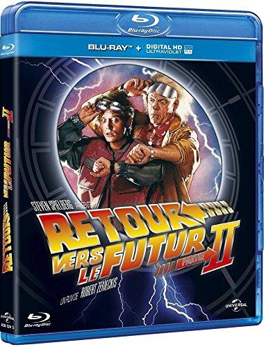 Retour vers le futur II [Blu-ray + Copie digitale] [Blu-ray + Copie digitale]