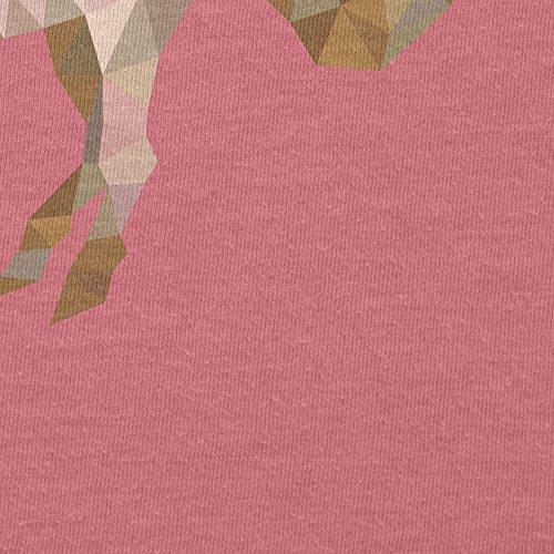 Texlab–Poly Horse–sacchetto di stoffa Pink