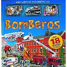 Bomberos (Mis Libros Magnéticos)