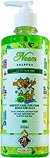 Robust Neem Dog and Cat Shampoo with Aloe Vera, 500 ml