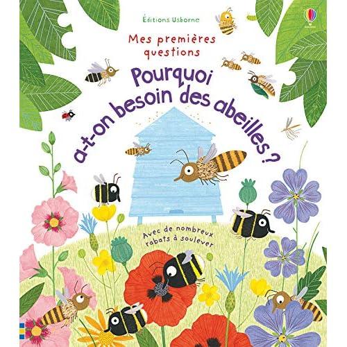 Pourquoi a-t-on besoin des abeilles ? - Mes premières questions