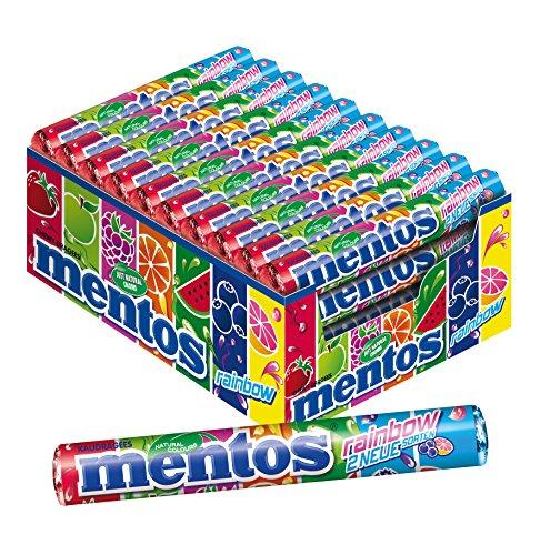 mentos-bonbons-tendres-rainbow-7-gouts-fruits-assortis-boite-de-40-rouleaux