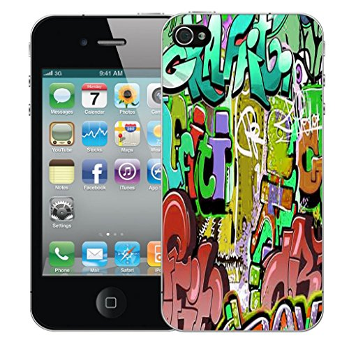 Nouveau iPhone 5 clip on Dur Coque couverture case cover Pare-chocs - mystique Motif avec Stylet mischief