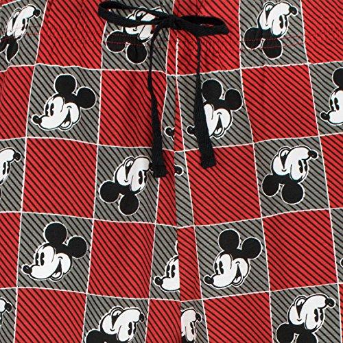 Disney Mickey Mouse pantalones de pijama para Hombre Mickey Mouse
