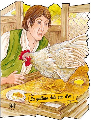 La gallina dels ous d`or (Encunyats clàssics) por Félix María Samaniego
